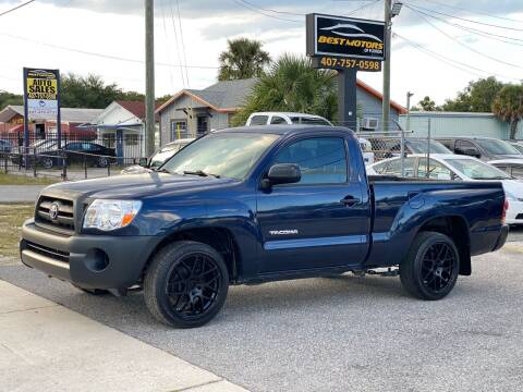 2005 Toyota Tacoma for sale at BEST MOTORS OF FLORIDA in Orlando FL