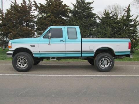 1996 Ford F-250 for sale at Joe's Motor Company in Hazard NE