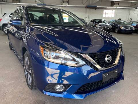 2016 Nissan Sentra for sale at John Warne Motors in Canonsburg PA