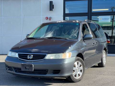 2004 Honda Odyssey for sale at MAGIC AUTO SALES in Little Ferry NJ