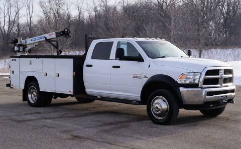 2017 RAM Ram Chassis 5500 for sale at KA Commercial Trucks, LLC in Dassel MN