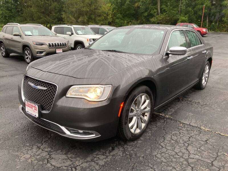 2017 Chrysler 300 for sale at Louisburg Garage, Inc. in Cuba City WI