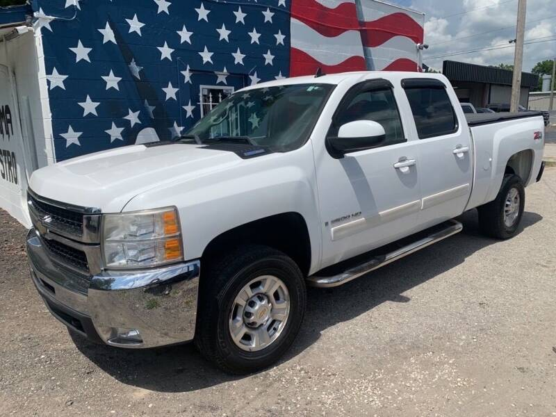 2008 Chevrolet Silverado 2500HD for sale at The Truck Lot LLC in Lakeland FL
