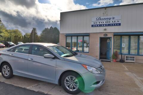 2011 Hyundai Sonata for sale at Danny's Auto Deals in Grafton WI