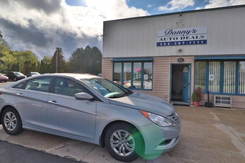 2011 Hyundai Sonata for sale at Danny's Auto Deals in Grafton WI