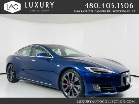 2020 Tesla Model S for sale at Luxury Auto Collection in Scottsdale AZ