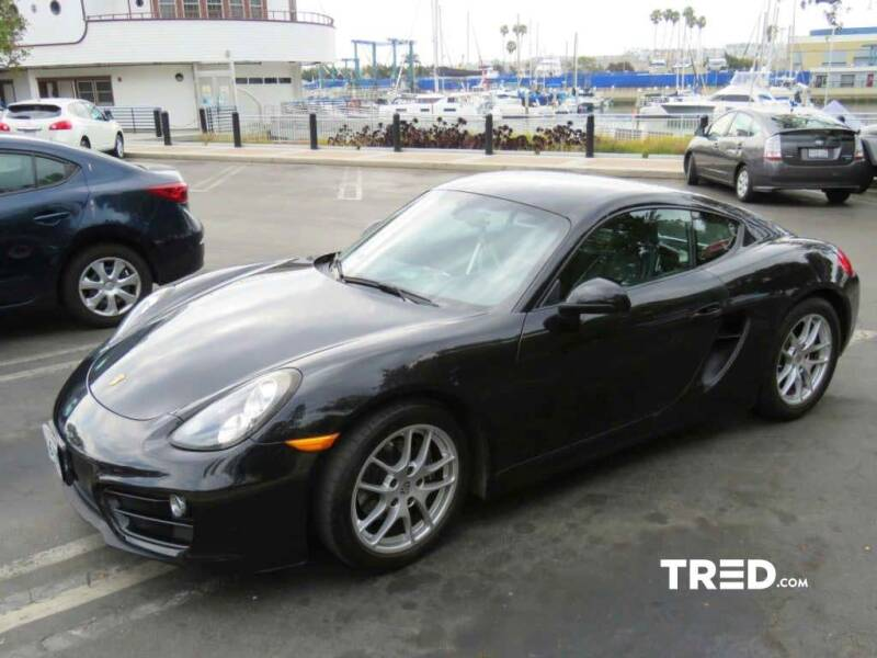 2014 Porsche Cayman for sale in Los Angeles, CA