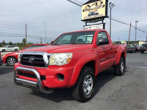 2008 Toyota Tacoma for sale at A & D Auto Group LLC in Carlisle PA