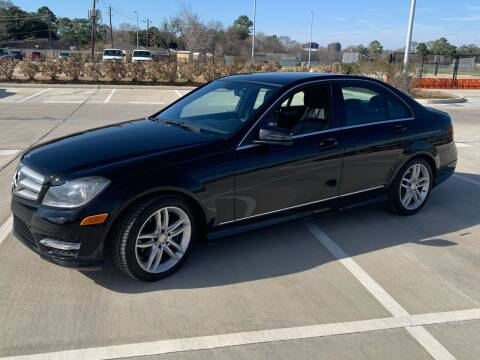 2013 Mercedes-Benz C-Class for sale at ABS Motorsports in Houston TX
