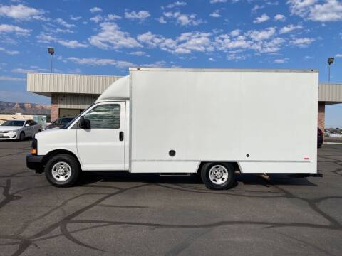 2009 Chevrolet Express Cutaway for sale at Belcastro Motors in Grand Junction CO