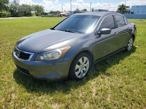 2009 Honda Accord for sale at VC Auto Sales in Miami FL