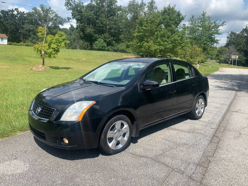 2008 Nissan Sentra for sale at Front Porch Motors Inc. in Conyers GA