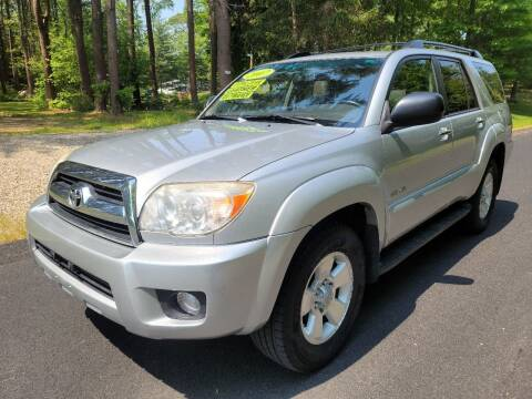 2007 Toyota 4Runner for sale at Showcase Auto & Truck in Swansea MA