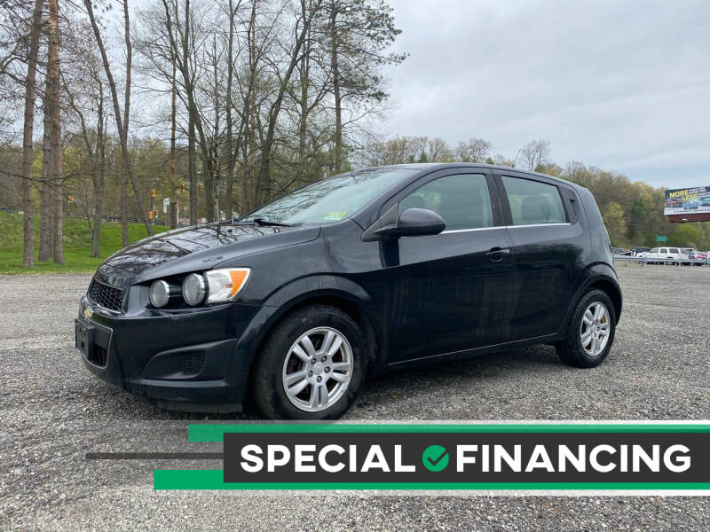 2013 Chevrolet Sonic for sale at QUALITY AUTOS in Newfoundland NJ