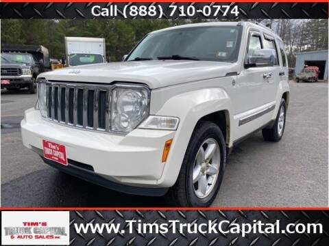 2010 Jeep Liberty for sale at TTC AUTO OUTLET/TIM'S TRUCK CAPITAL & AUTO SALES INC ANNEX in Epsom NH