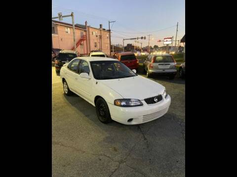 2003 Nissan Sentra for sale at Persing Inc in Allentown PA