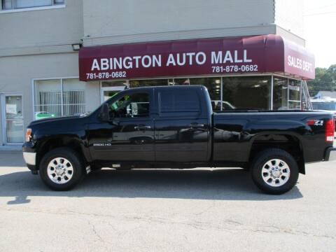2011 GMC Sierra 2500HD for sale at Abington Auto Mall LLC in Abington MA