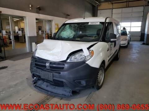 2017 RAM ProMaster City Cargo for sale at East Coast Auto Source Inc. in Bedford VA