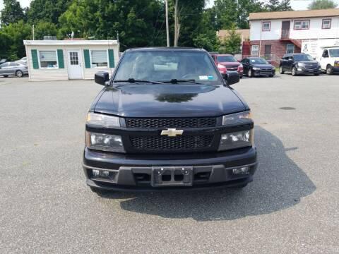 2012 Chevrolet Colorado for sale at AutoConnect Motors in Kenvil NJ