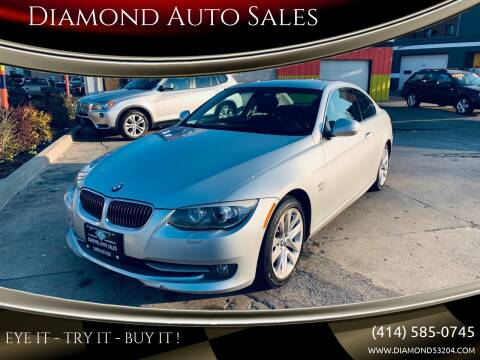 2011 BMW 3 Series for sale at Diamond Auto Sales in Milwaukee WI