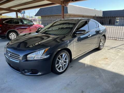 2011 Nissan Maxima for sale at Kansas Auto Sales in Wichita KS