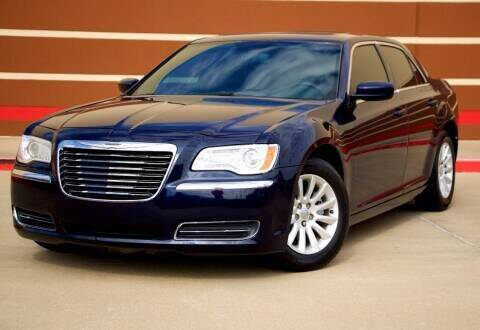 2014 Chrysler 300 for sale at Auto Hunters in Houston TX