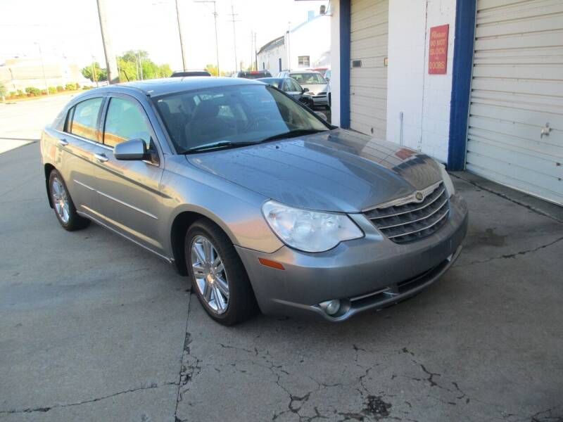 2007 Chrysler Sebring for sale at 3A Auto Sales in Carbondale IL