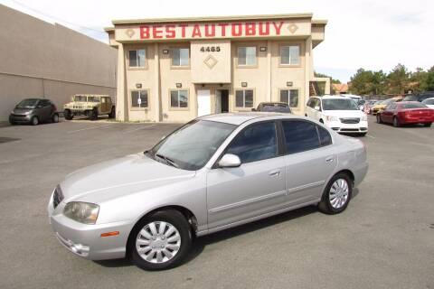 2006 Hyundai Elantra for sale at Best Auto Buy in Las Vegas NV