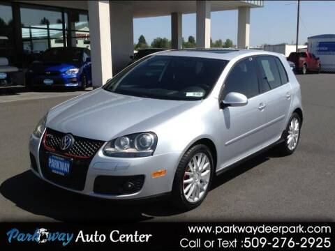 2007 Volkswagen GTI for sale at PARKWAY AUTO CENTER AND RV in Deer Park WA