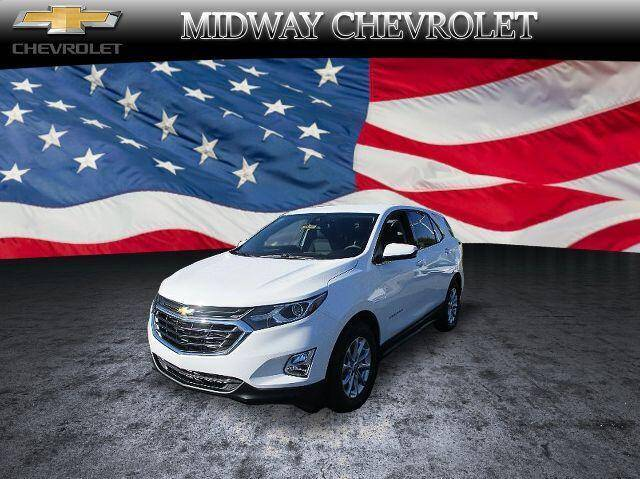 2020 Chevrolet Equinox for sale in Orwell, OH