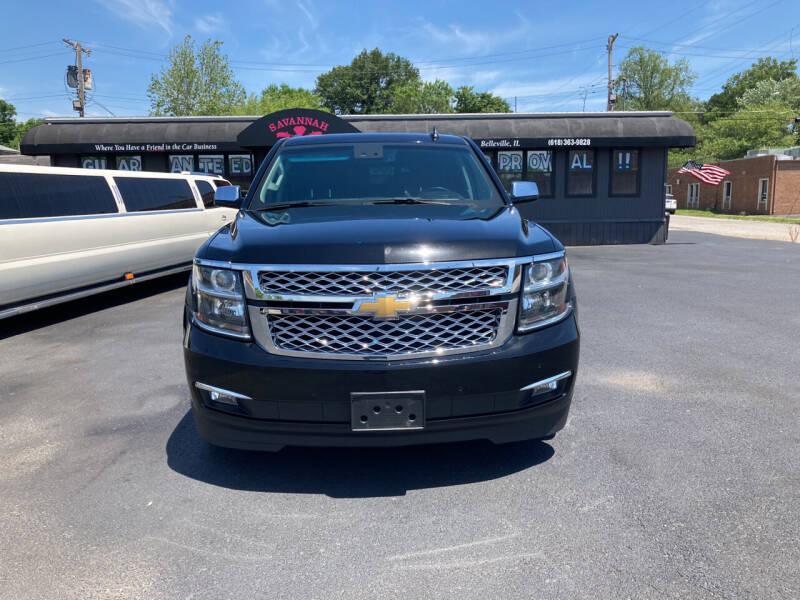 2015 Chevrolet Tahoe for sale in Belleville, IL