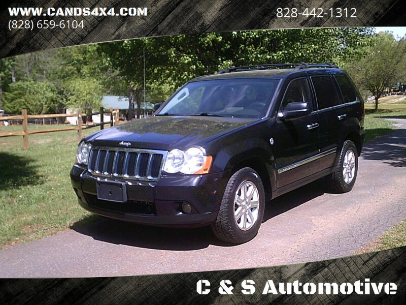 2010 Jeep Grand Cherokee for sale at C & S Automotive in Nebo NC