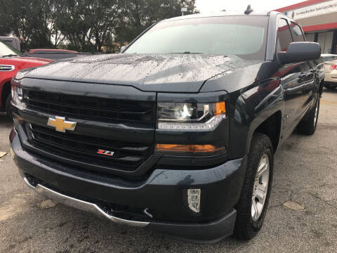 2017 Chevrolet Silverado 1500 for sale at Capital City Imports in Tallahassee FL