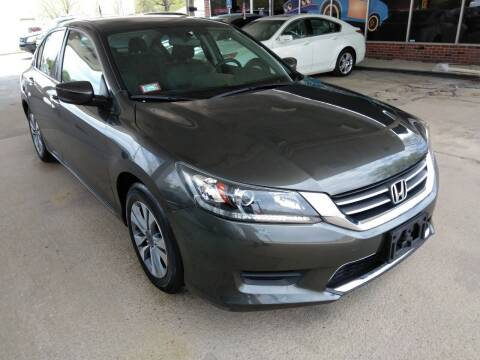 2014 Honda Accord for sale at Divine Auto Sales LLC in Omaha NE