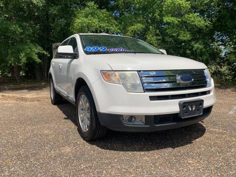 2010 Ford Edge for sale at DRIVE ZONE AUTOS in Montgomery AL