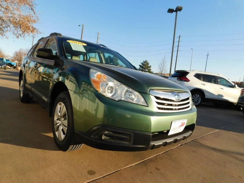 2010 Subaru Outback for sale at AP Auto Brokers in Longmont CO