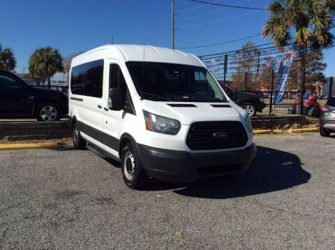 2015 Ford Transit Passenger for sale at Car City Autoplex in Metairie LA