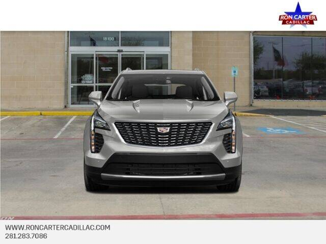2021 Cadillac XT4 Luxury 4dr Crossover - Houston TX