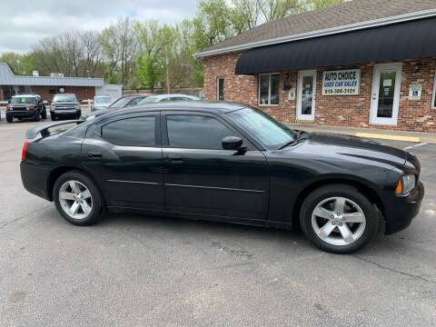 2010 Dodge Charger for sale at Auto Choice in Belton MO