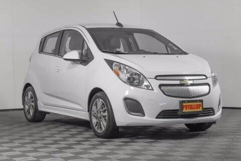 2015 Chevrolet Spark EV for sale at Chevrolet Buick GMC of Puyallup in Puyallup WA