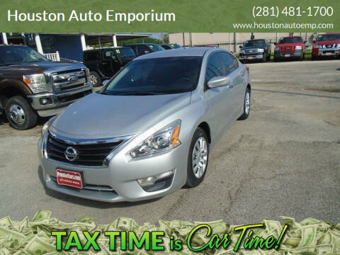 2013 Nissan Altima for sale at Houston Auto Emporium in Houston TX