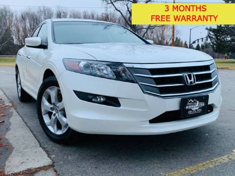 2011 Honda Accord Crosstour for sale at Boise Auto Group in Boise ID