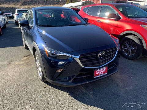 2020 Mazda CX-3 for sale at Guy Strohmeiers Auto Center in Lakeport CA