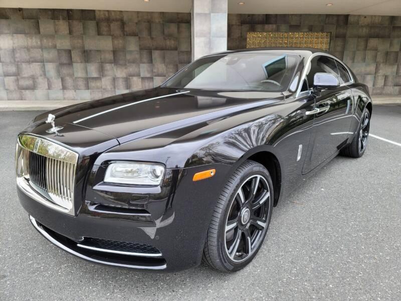 2016 Rolls-Royce Wraith 2dr Coupe - Philladelphia PA