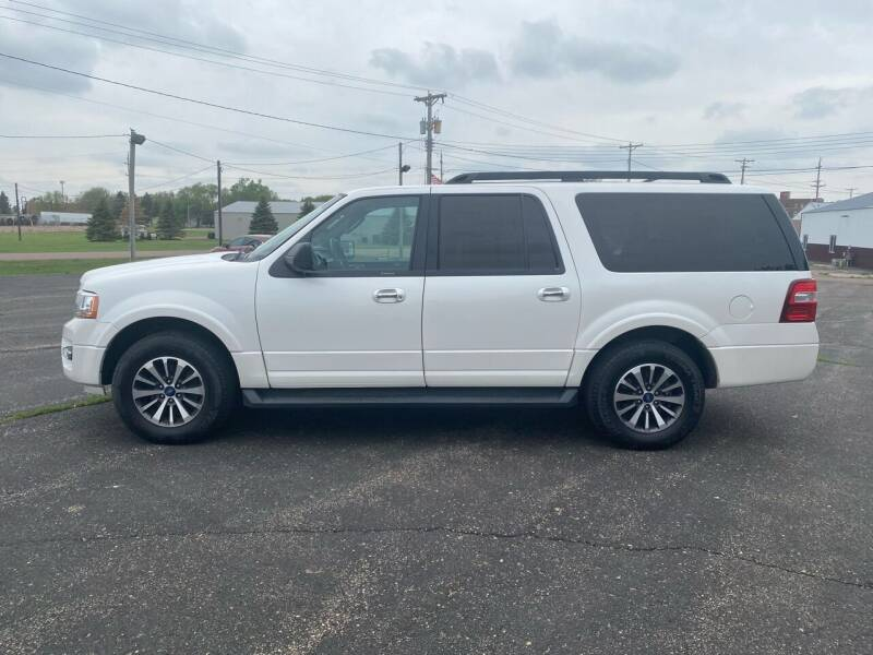 2015 Ford Expedition EL for sale at Diede's Used Cars in Canistota SD