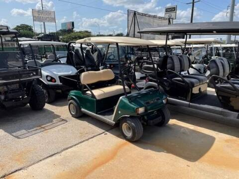 2009 Club Car Electric Utility Car for sale at METRO GOLF CARS INC in Fort Worth TX