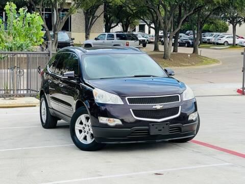 2010 Chevrolet Traverse for sale at Texas Drive Auto in Dallas TX