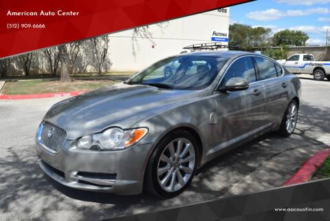 2011 Jaguar XF for sale at American Auto Center in Austin TX