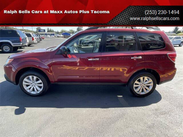 2011 Subaru Forester for sale at Ralph Sells Cars at Maxx Autos Plus Tacoma in Tacoma WA