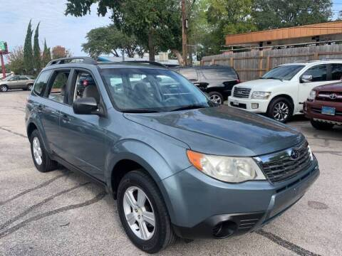 2010 Subaru Forester for sale at AWESOME CARS LLC in Austin TX